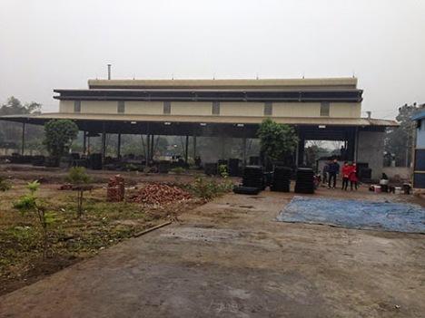 Nhà máy sản xuất nắp hố ga